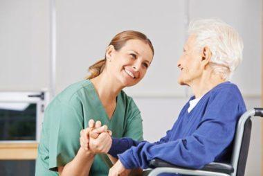 Pflegedienst Hermine in Sonthofen und Umgebung gerne für die Patienten da!