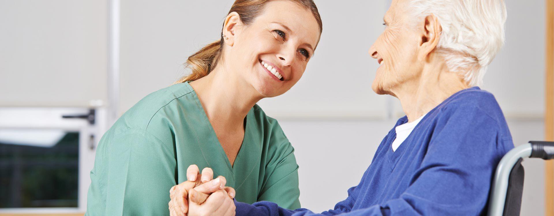 Pflegedienst Hermine, wir unterstützen Sie.